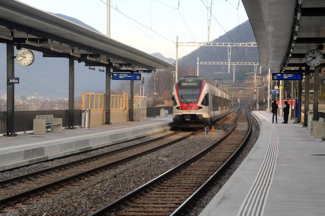 Stazione San Martino Mendrisio